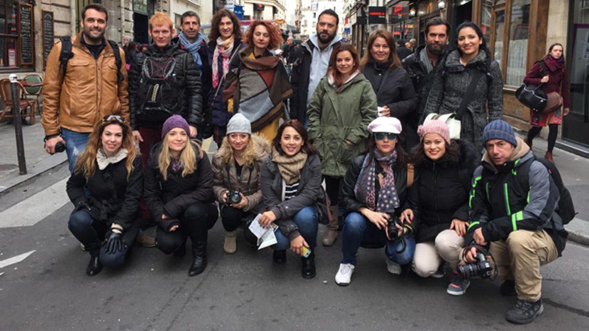 Paris Photo art fair   2015